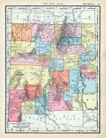 Page 099 - New Mexico, World Atlas 1911c from Minnesota State and County Survey Atlas